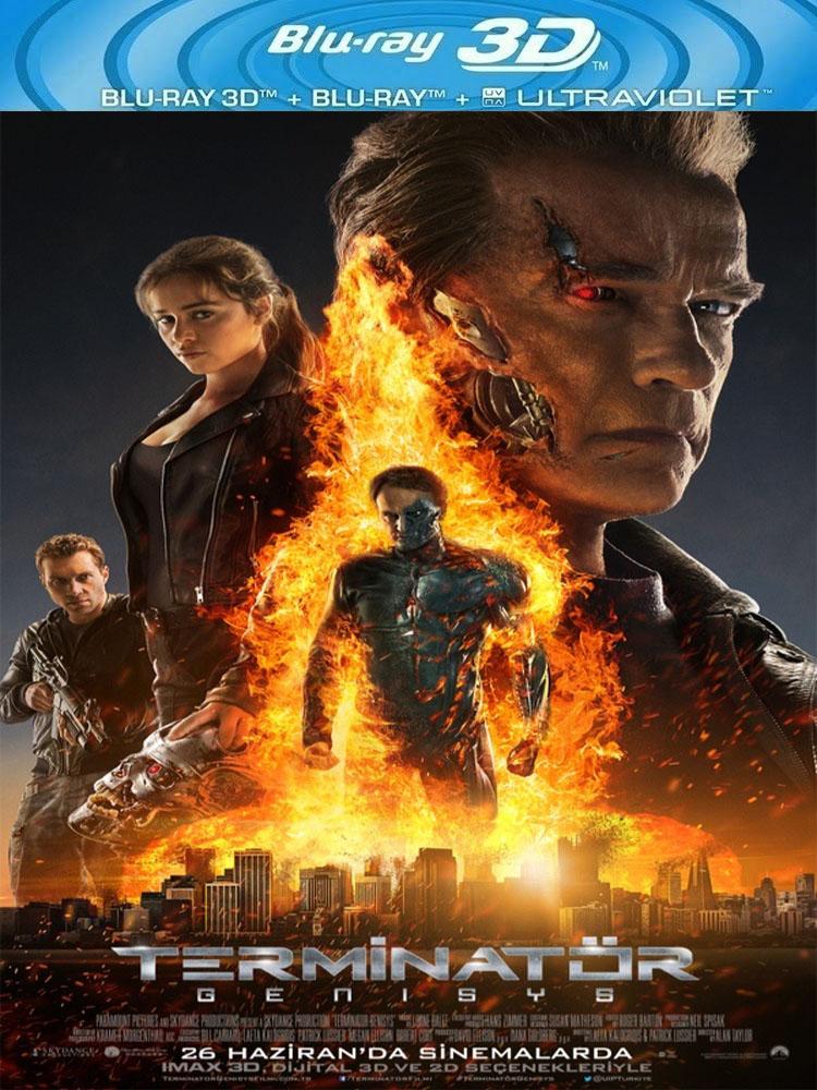 Terminator: Yaradılış (2015) 3D Film indir