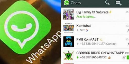 Fitur-fitur Tersembunyi WhatsApp yang Wajib Diketahui