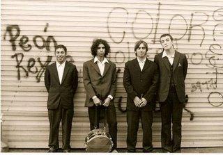 Primera salida. San Telmo. Año: 2005