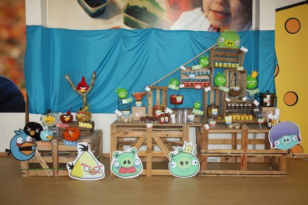 para uma festinha Angry Birds do site Blog Hwtm(clique aqui para ...
