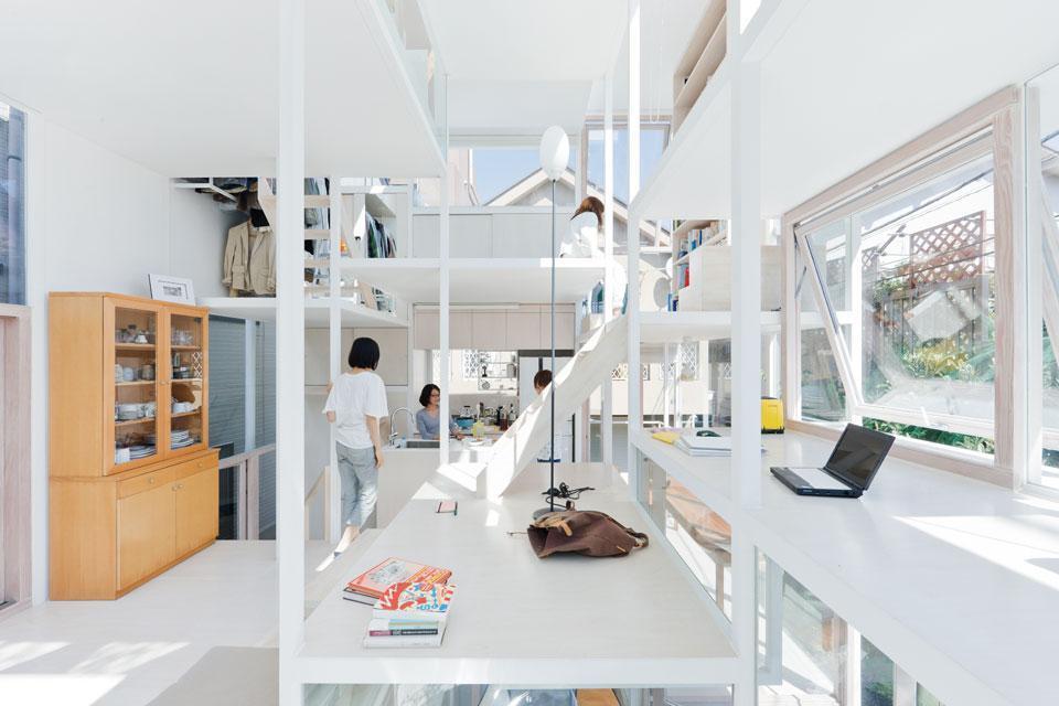A f a s i a sou fujimoto architects for O house sou fujimoto