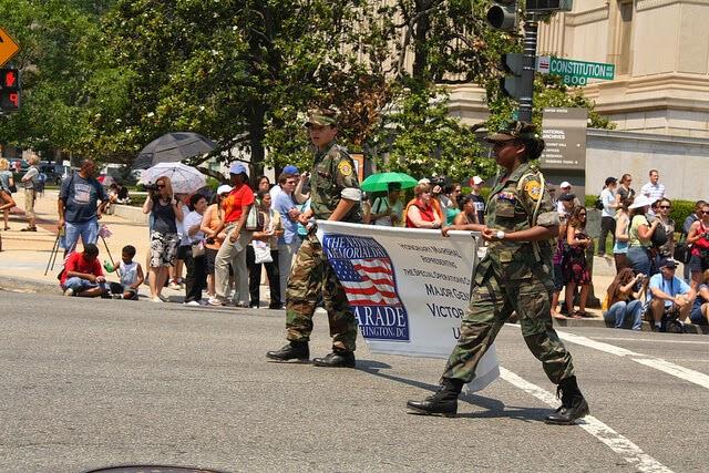 Memorial Day Military Photos