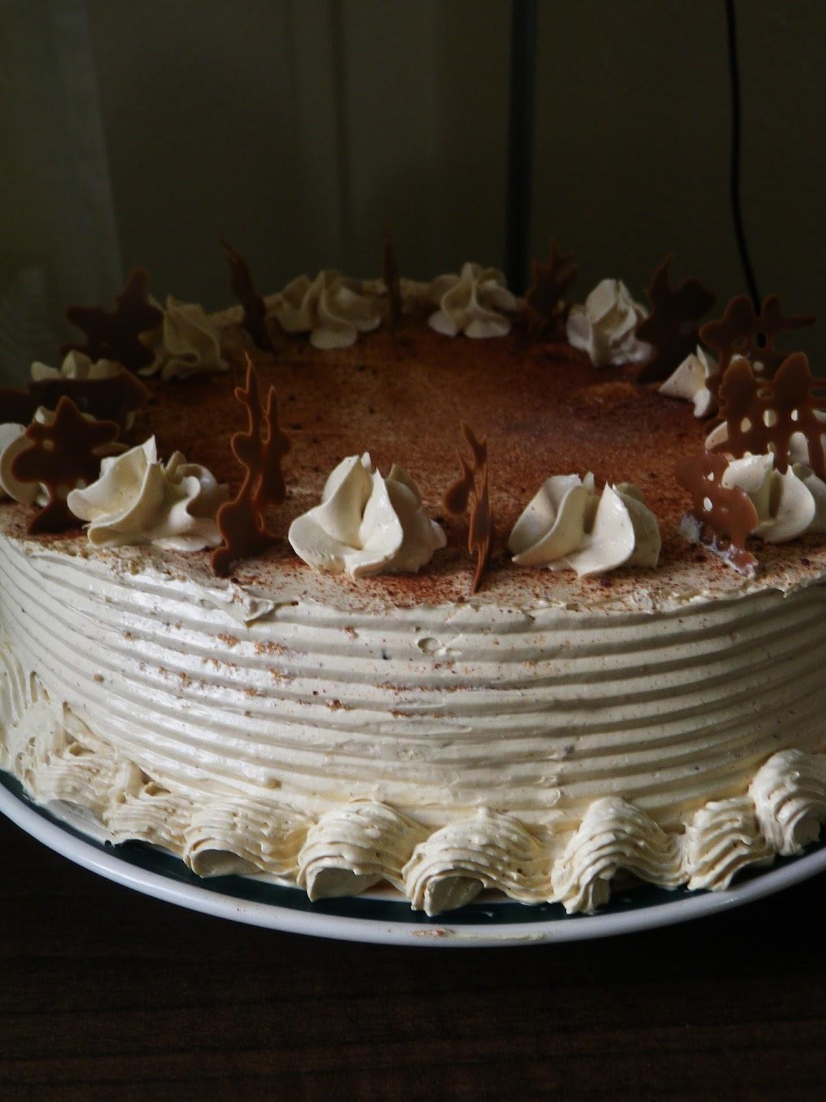 How To Make Mocha Cake Like Goldilocks