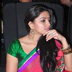 Sneha in Red Saree Photos