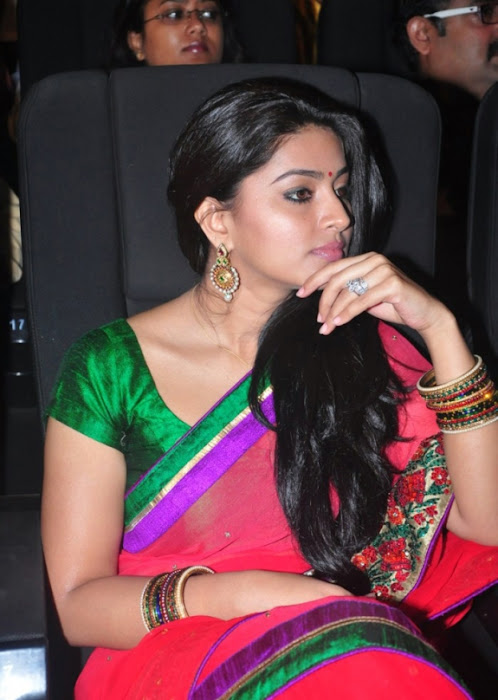 sneha spicy saree inages_unseen