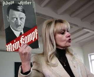 «В Украине нет нацизма !» : предвыборная программа Ирины Фарион