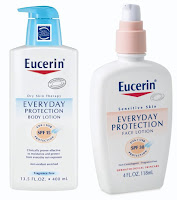 Free Sample Eucerin Cream & more