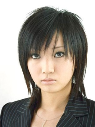 Asian Layered Hairstyles