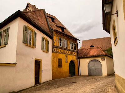 Calle Medieval de Bamberg