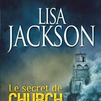 Le secret de Church Island de Lisa Jackson