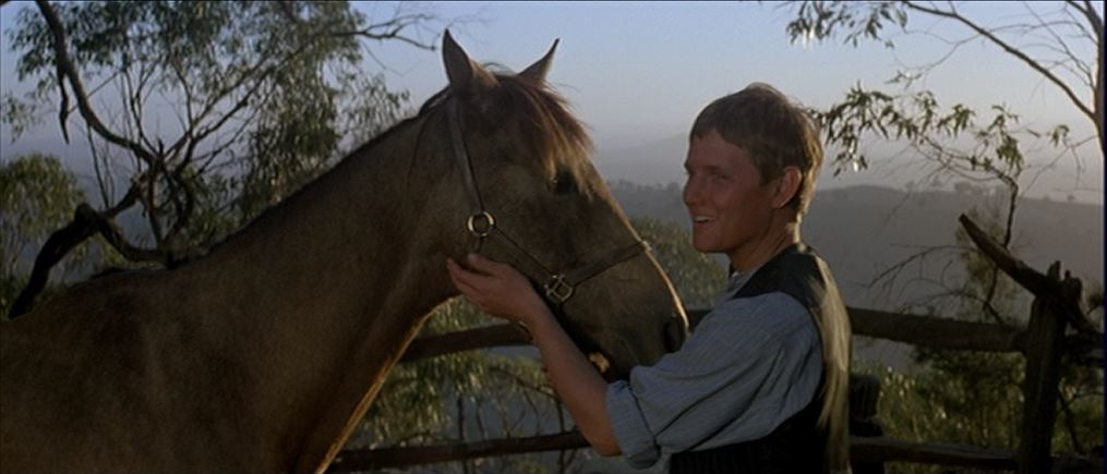"Hamlette's Soliloquy: ""The Man from Snowy River"" (1982)"