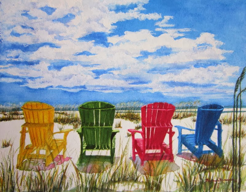 https://www.etsy.com/listing/176111955/beach-adirondack-chairs-art-print?