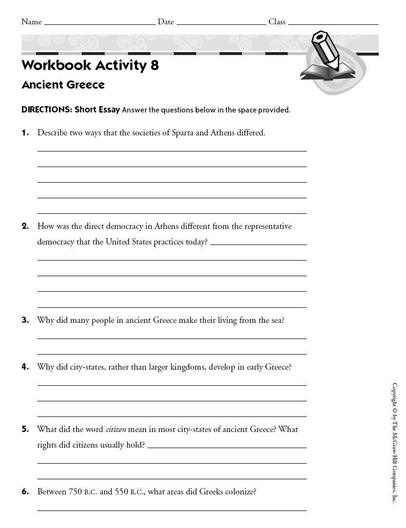 Greece Ancient History Paper