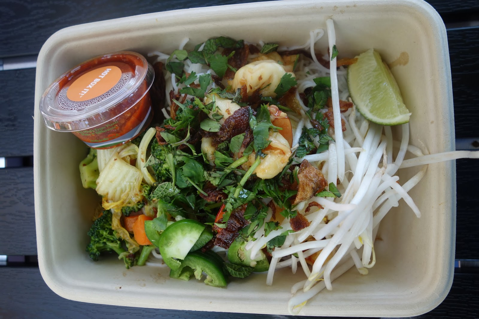 Victoria C Foodie Double Lunch Day Pho Garden And Asian Box
