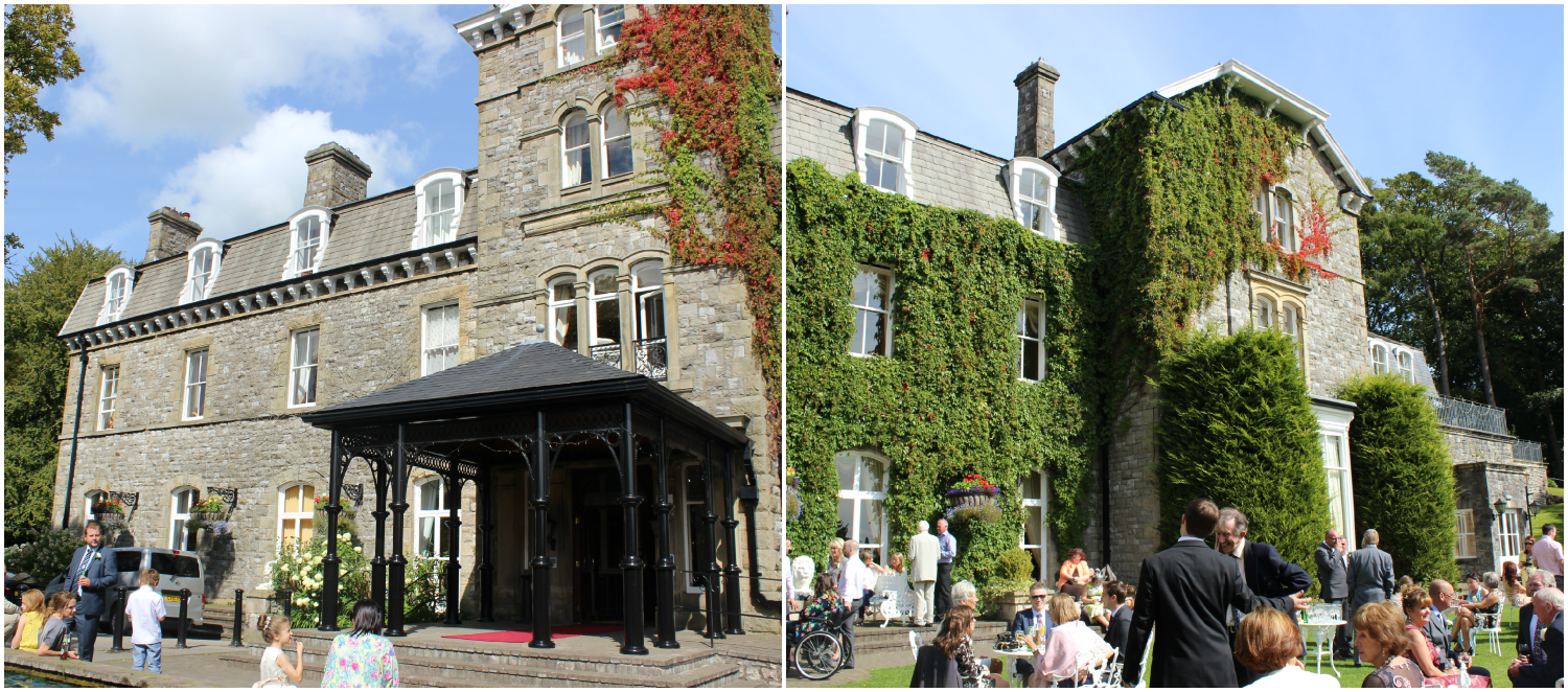 Grange over Sands, wedding venue