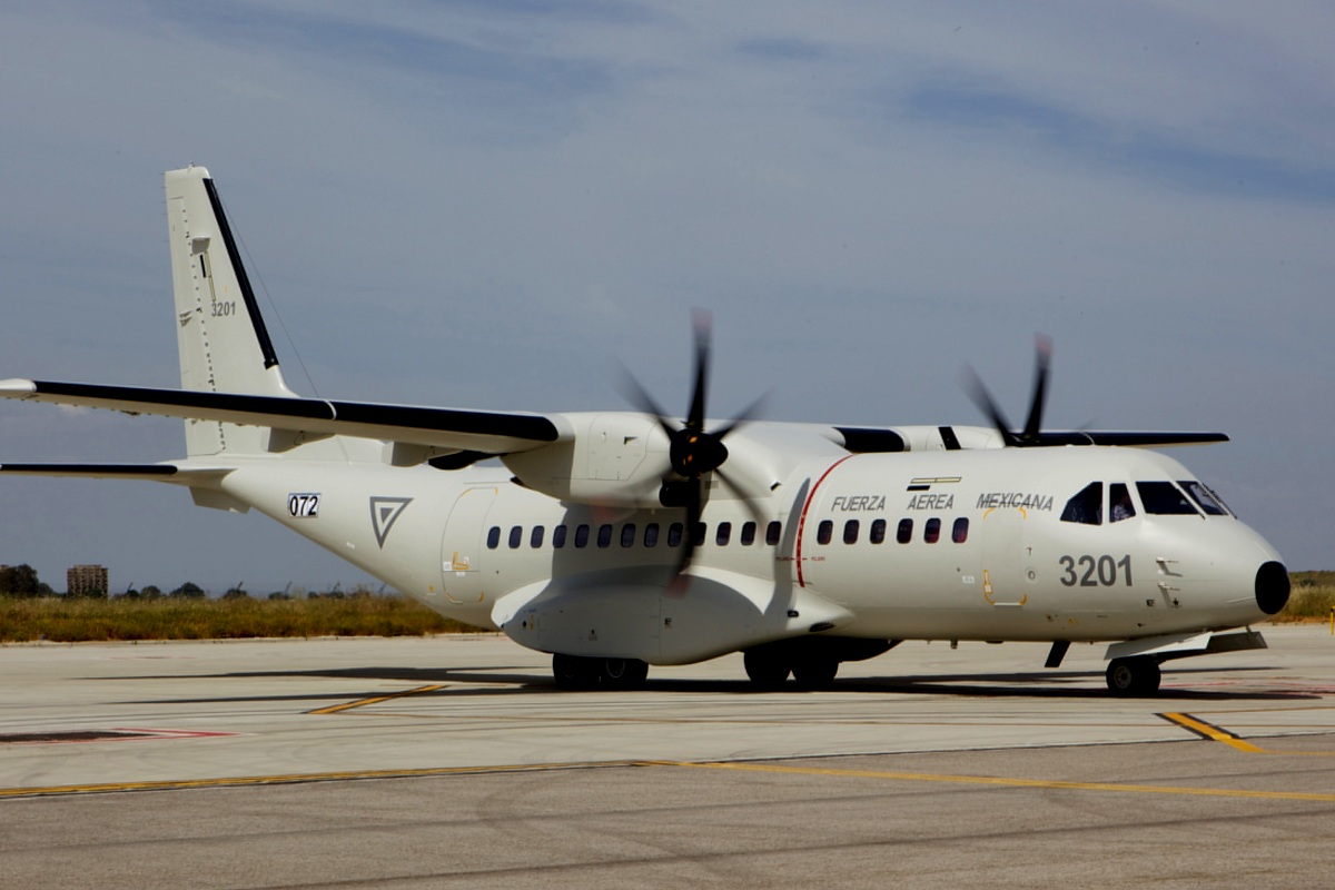 C295 Aircraft Wallpaper 3