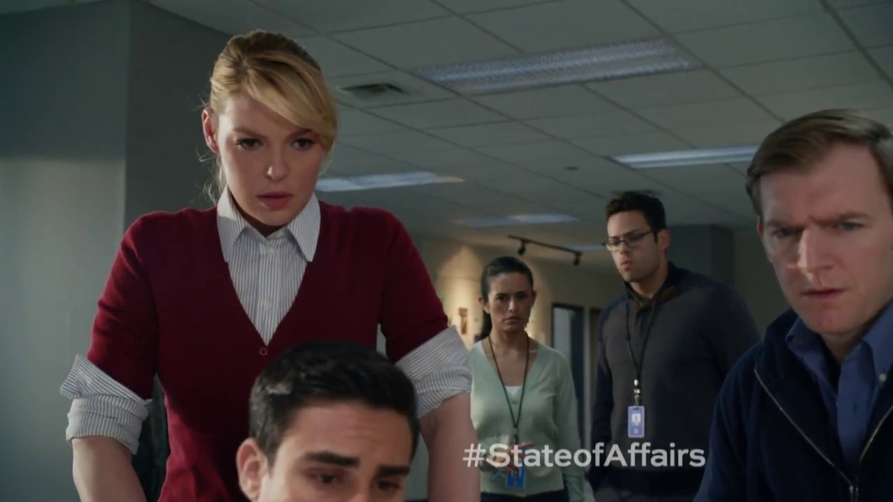 State of Affairs - Season 1 Trailer (TV-Show / Series) - Trailer Song(s) / Music