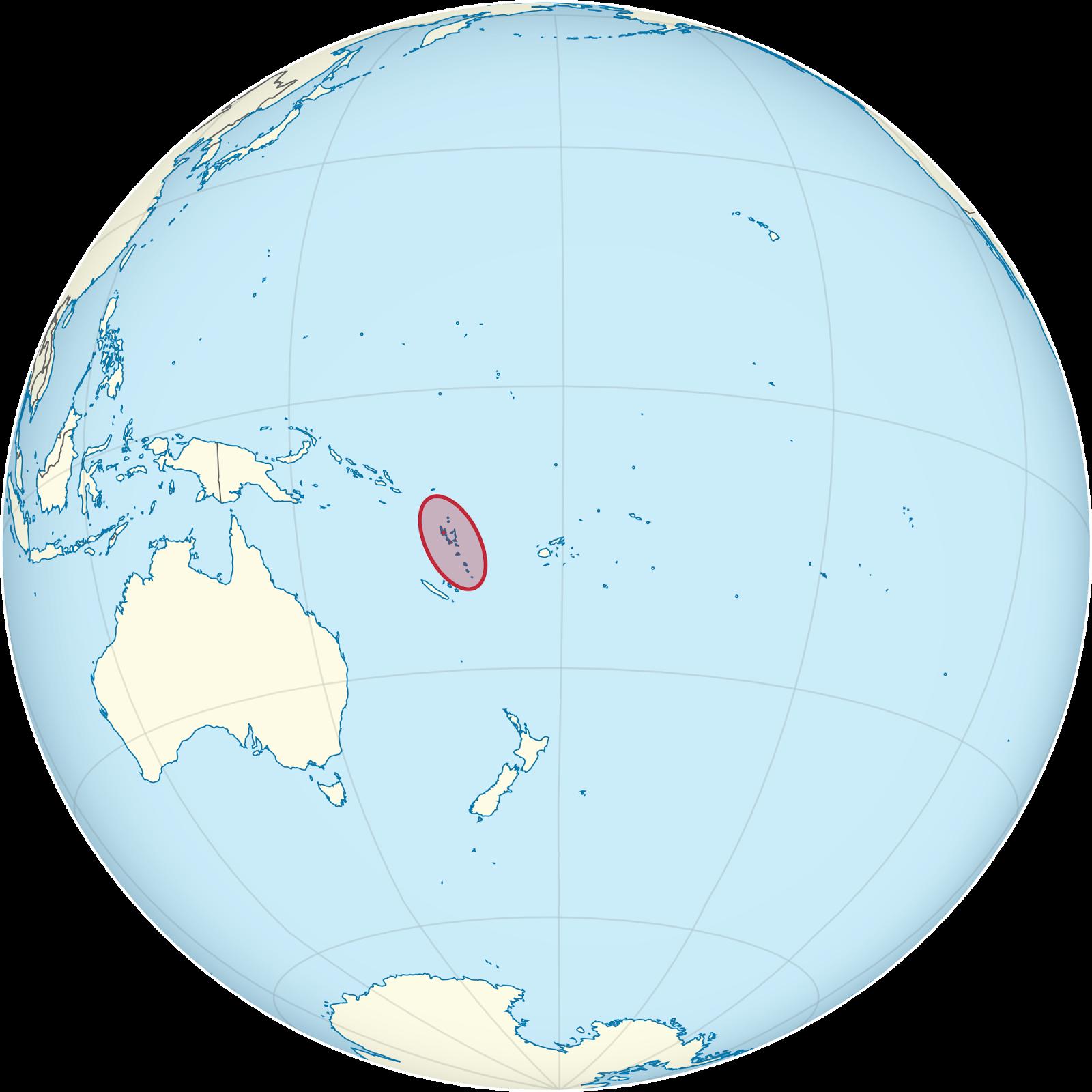 Second Stop: Suva, Fiji
