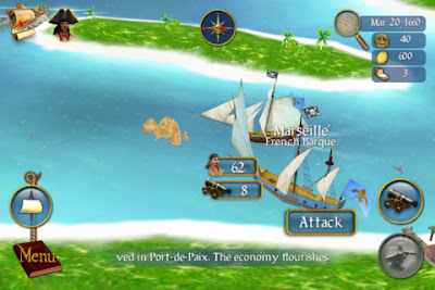 Game Iphone Sid Meier's Pirates