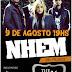 "N.H.E.M llega a The Roxy Live en su gira ""Prejucios"""
