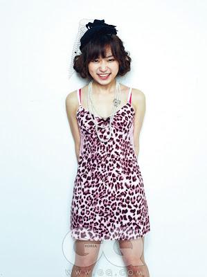 Kim Seul Gi - GQ Magazine June Issue 2013