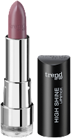 Preview: Die neue dm-Marke trend IT UP - High Shine Lipstick 090 - www.annitschkasblog.de