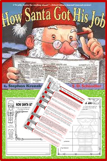https://www.teacherspayteachers.com/Product/Book-Bite-How-Santa-Got-His-Job-1585360