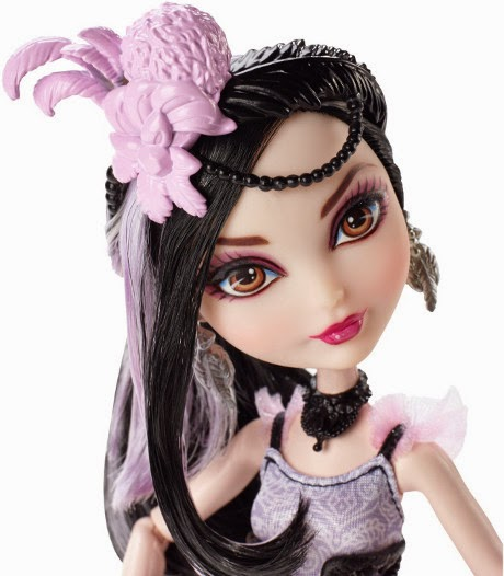 JUGUETES - EVER AFTER HIGH  Duchess Swan | Muñeca  Producto Oficial 2015 | Mattel | A partir de 6 años