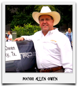 1. MAYOR ALLEN OWEN