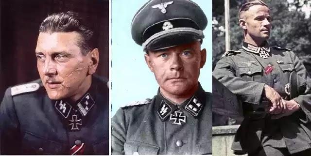 Skorzeny: Πολιτικοί στρατιώτες με ιδεολογία που αρνείται πολιτική και κόμματα!!!