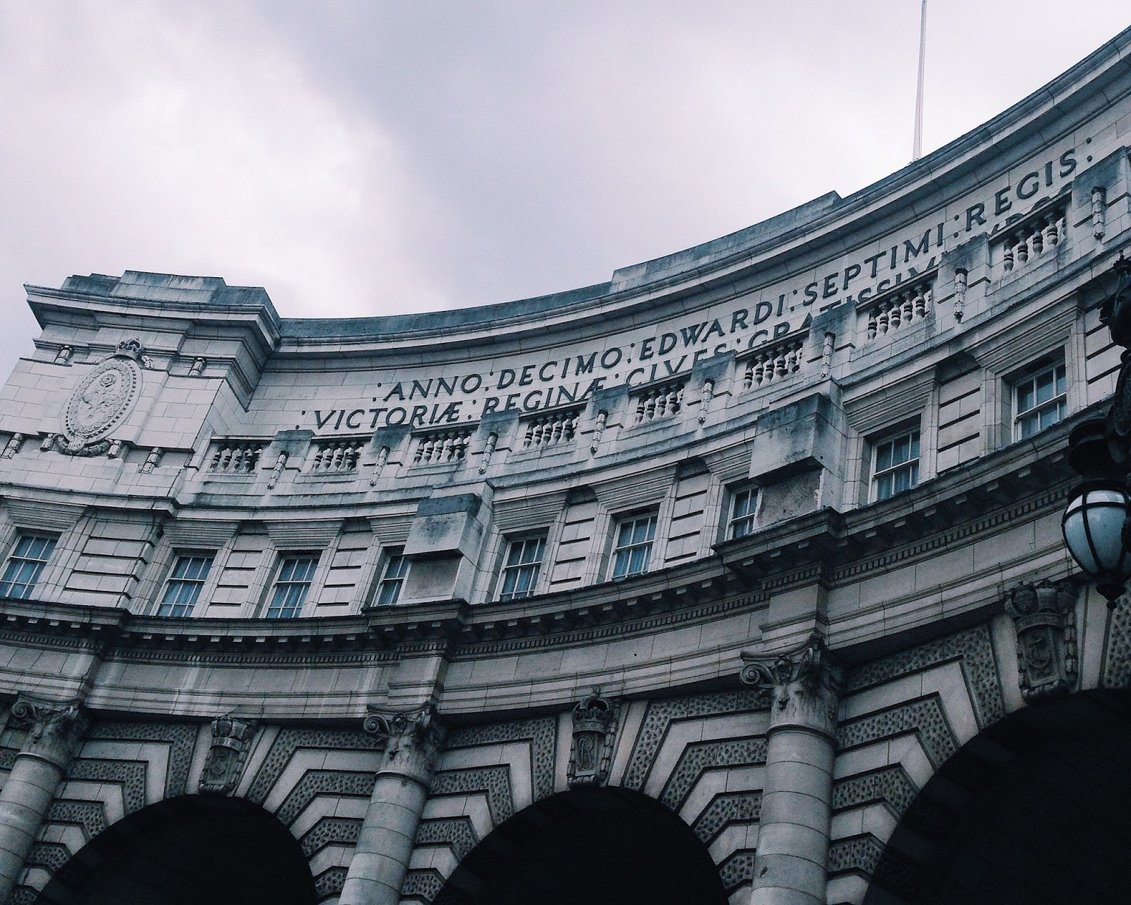admiralty arch the mall london