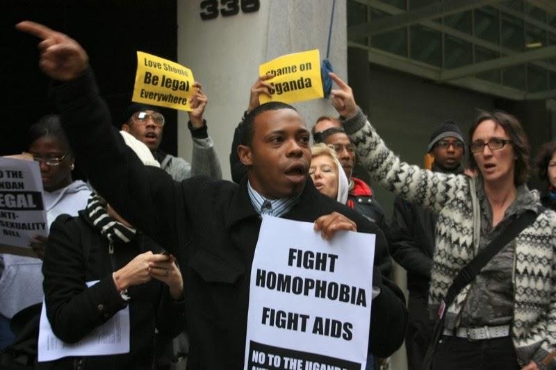 de la nueva ley de los homosexuales: