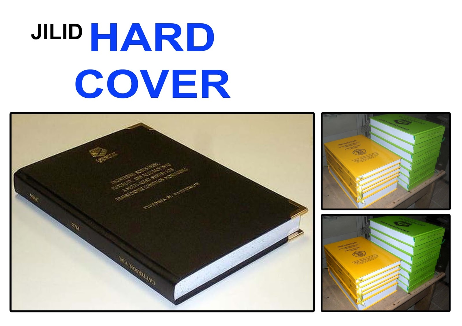 hard cover
