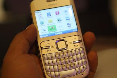 fotos-da-nokia-c3 [Aviso de amigo] Nokia C3 não é Smartphone!