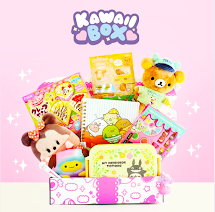 SORTEO INTERNACIONAL DE UNA KAWAII BOX!!