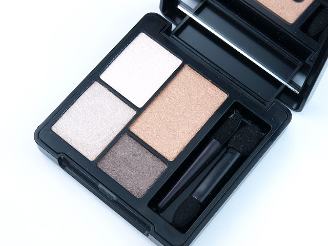"The Face Shop Face It Artist Touch Shadow Palette in ""04 Golden Brown"": Review and Swatches"