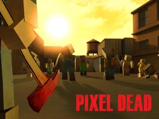 Pixel Dead v3.0 Apk Mod [Oro y gemas ilimitadas]