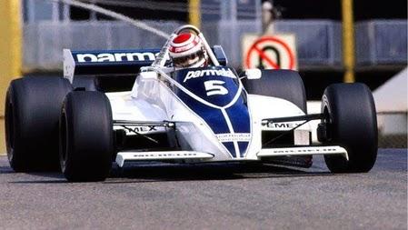 Formula 1 1981 Nelson Piquet/ Brabham