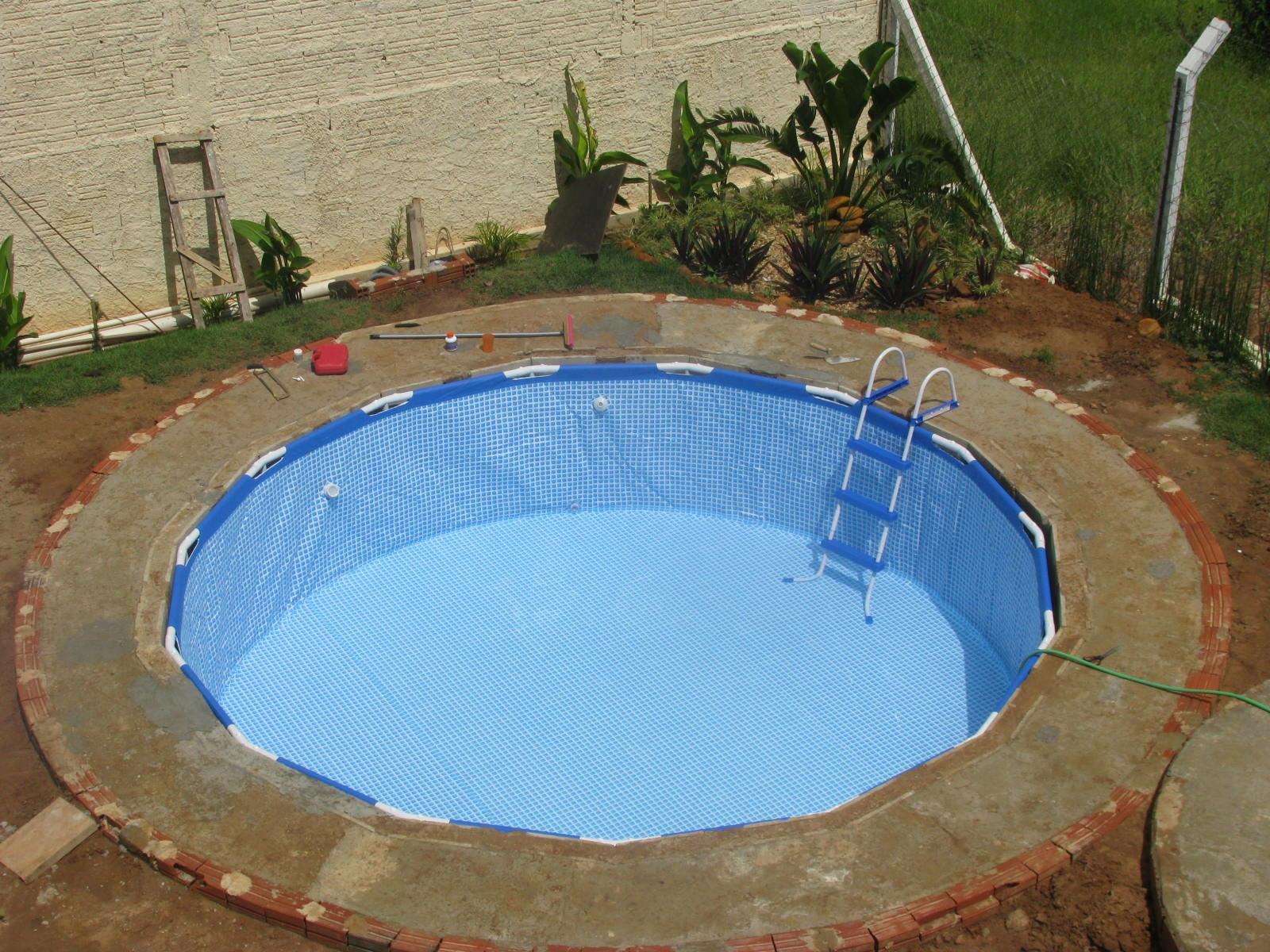 Montar piscina de pallet design de imagem - Piscinas de montar ...