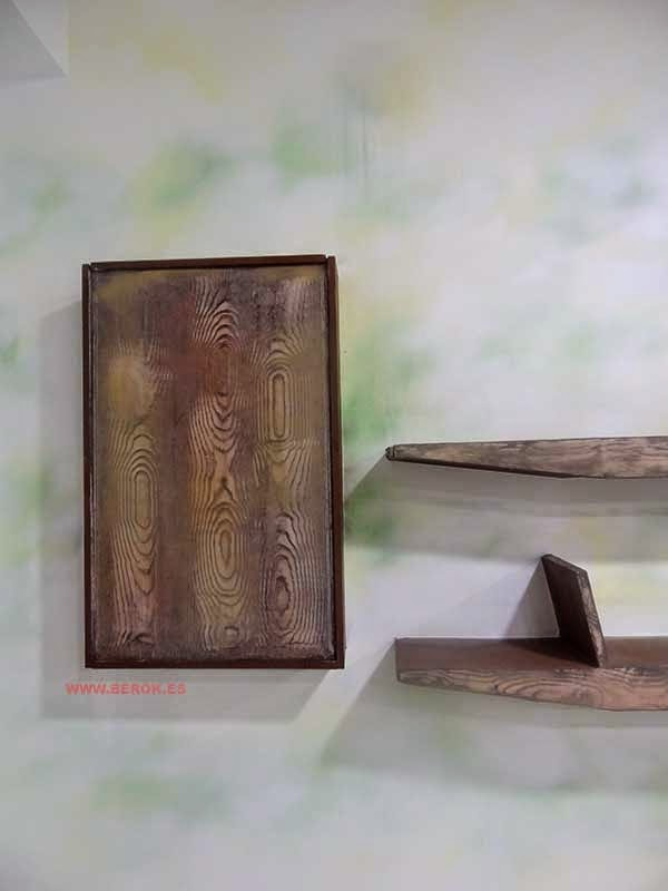 Imitación de madera