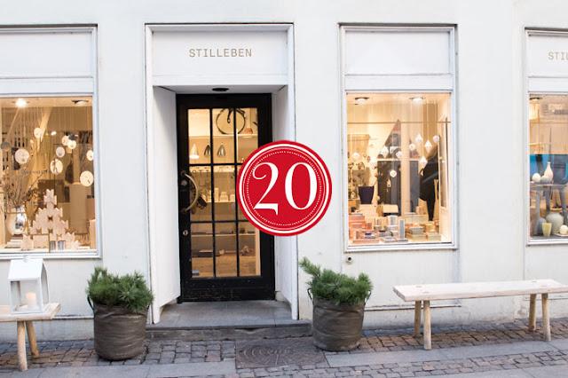 Amalie loves Denmark Butik Stilleben in Kopenhagen