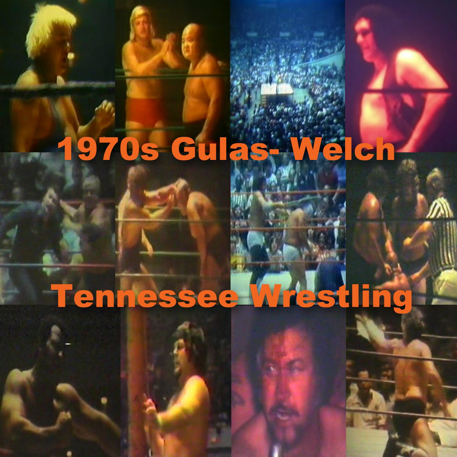 Christmas Sale Gulas 1970s TN Wrestling