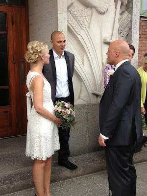 bryllup på rådhuset