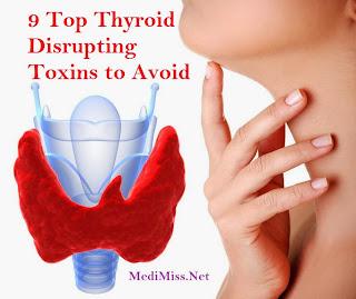 9 Top Thyroid-Disrupting Toxins to Avoid