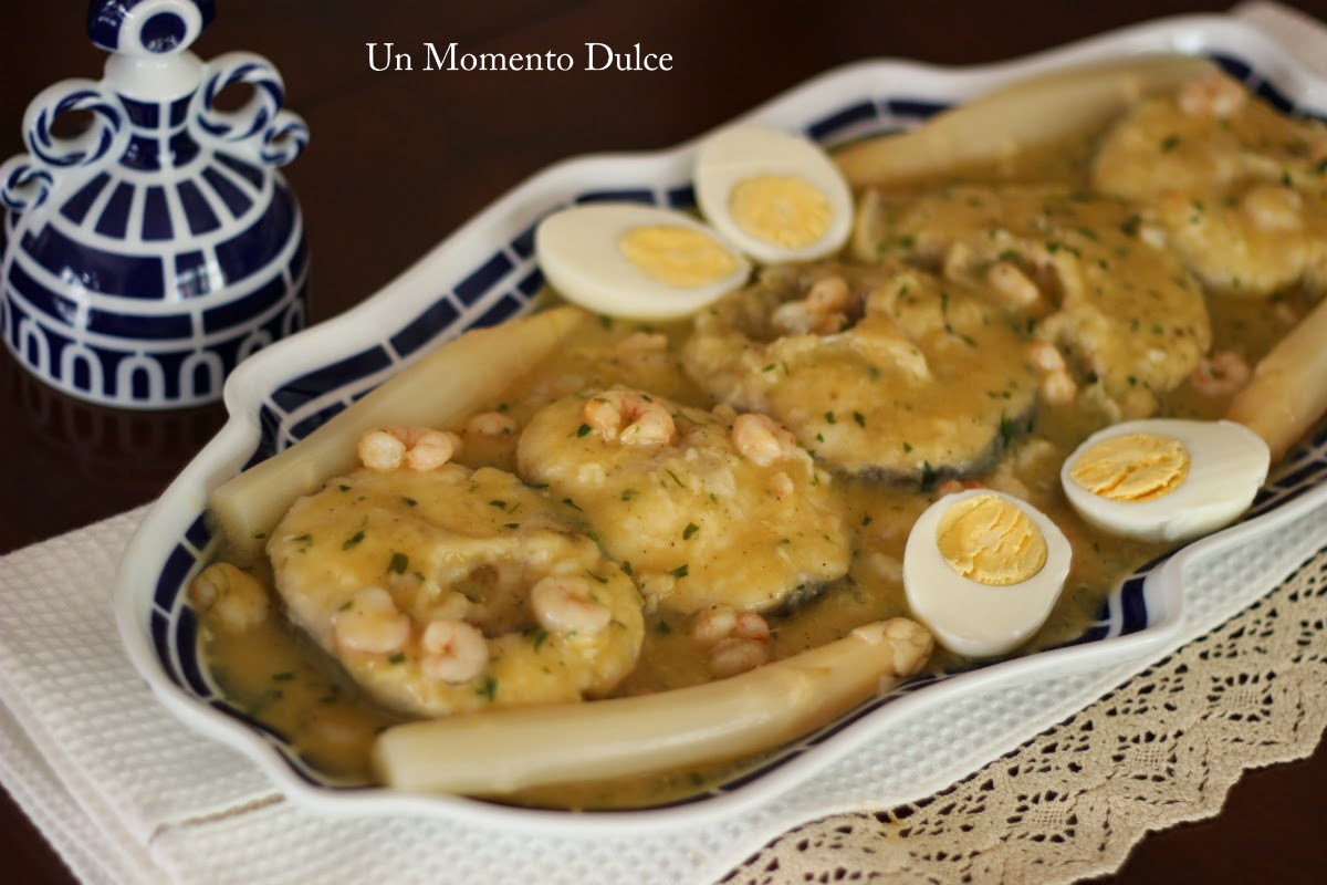 Un momento dulce merluza a la marinera for Cocinar xoubas