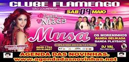 CLUBE FLAMENGO DE SÃO LOURENÇO - FESTA DAS MÃES.