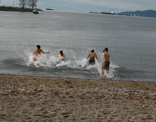 Rogue Polar Bear Swim!