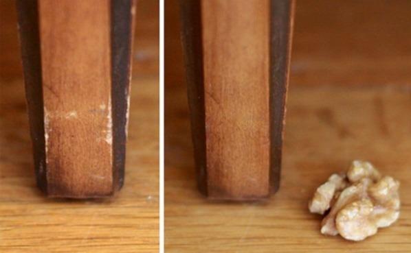 Đồ gỗ bị xước