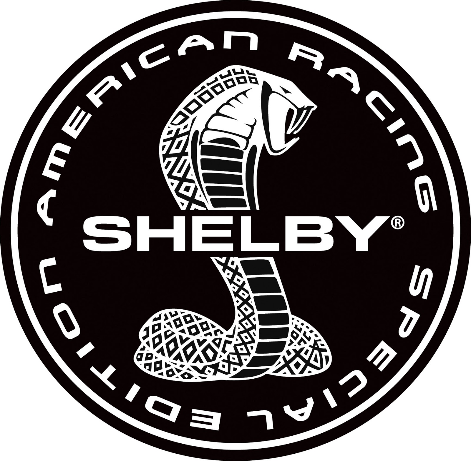 ford mustang shelby logo hd image