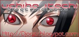 Uchiha Itachi Blogtemplates